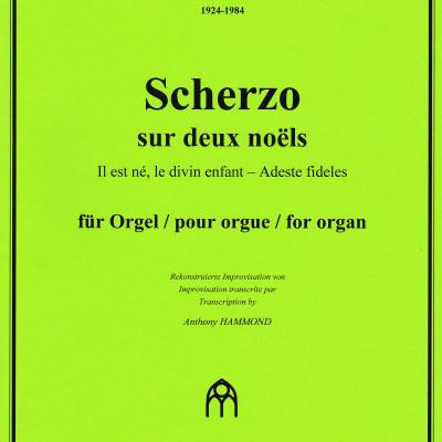 Cochereau Scherzo cover